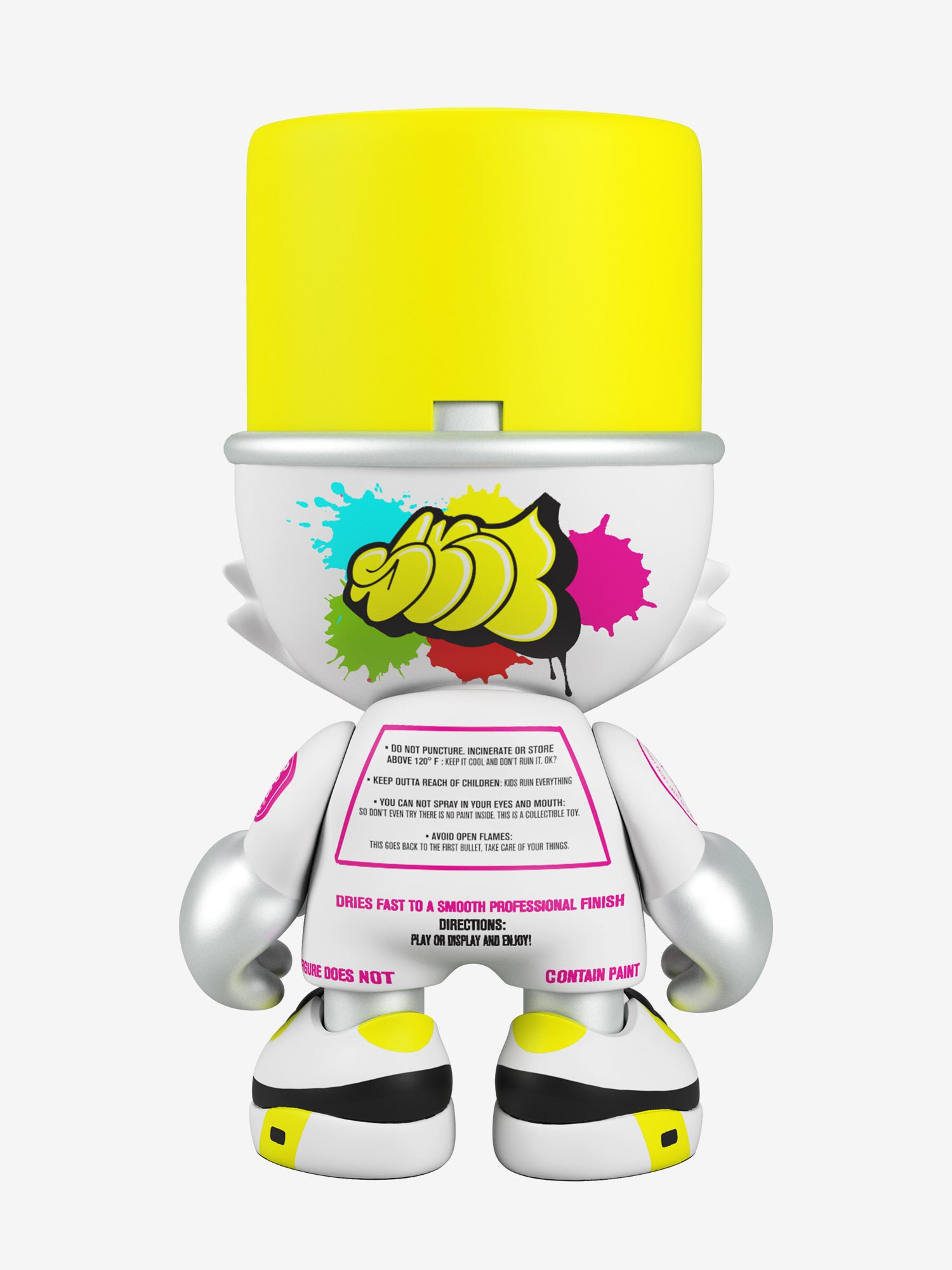 Pineapple Yellow SuperKranky by Sket One