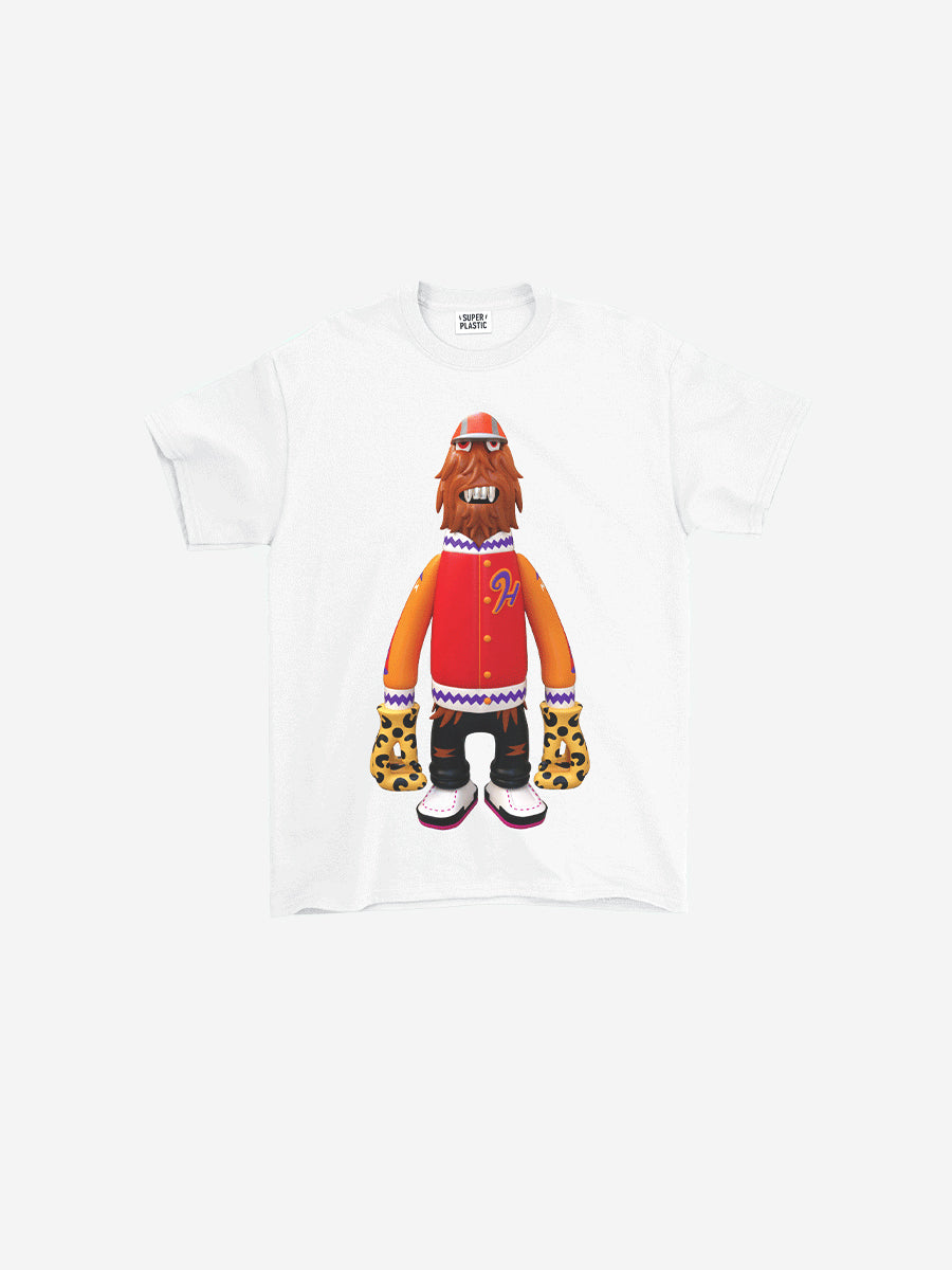 "Pete Fowler ""IT ME!"" Hench Heavyweight Tee - Unisex"