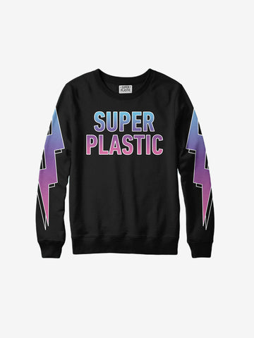 Superplastic Gothic Rainbow Sweatshirt — Unisex
