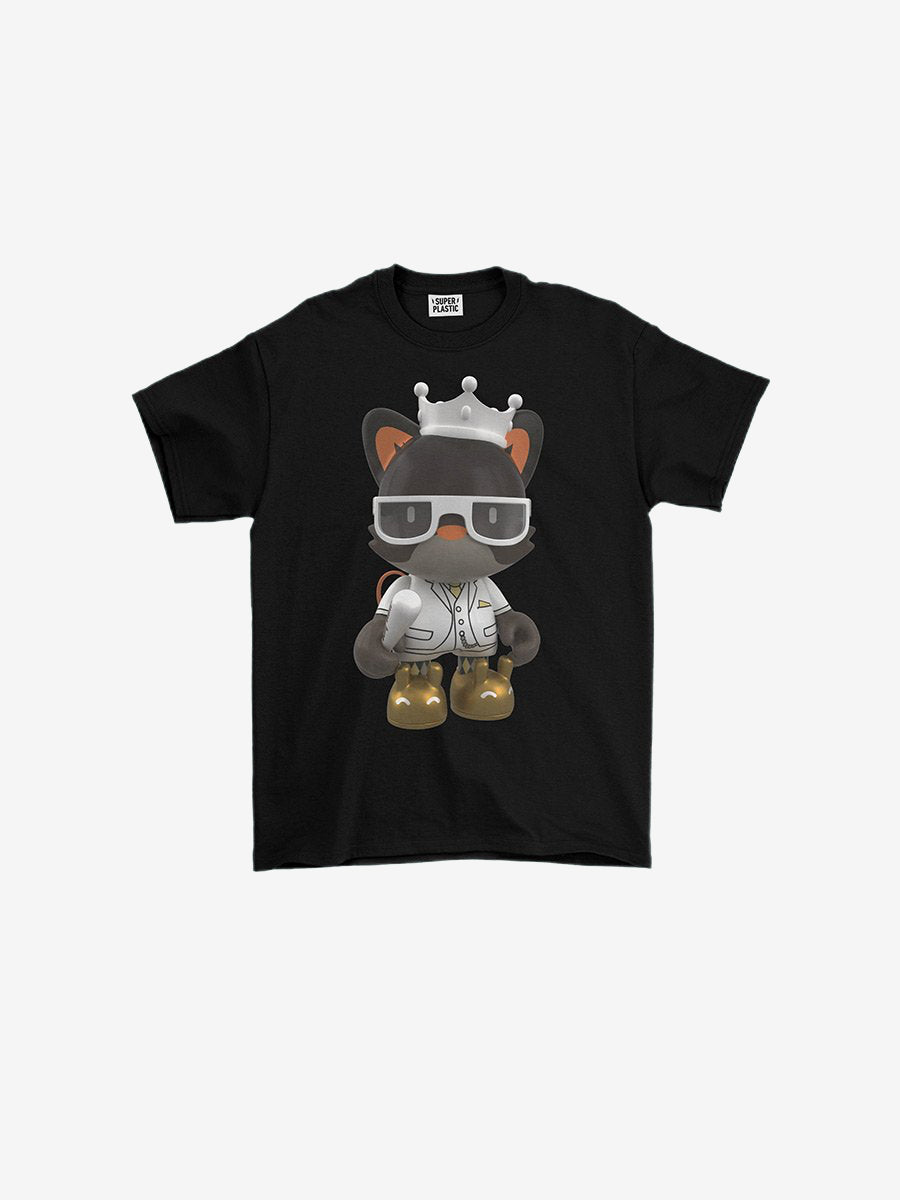 King Janky The 2nd Heavyweight Tee — Unisex