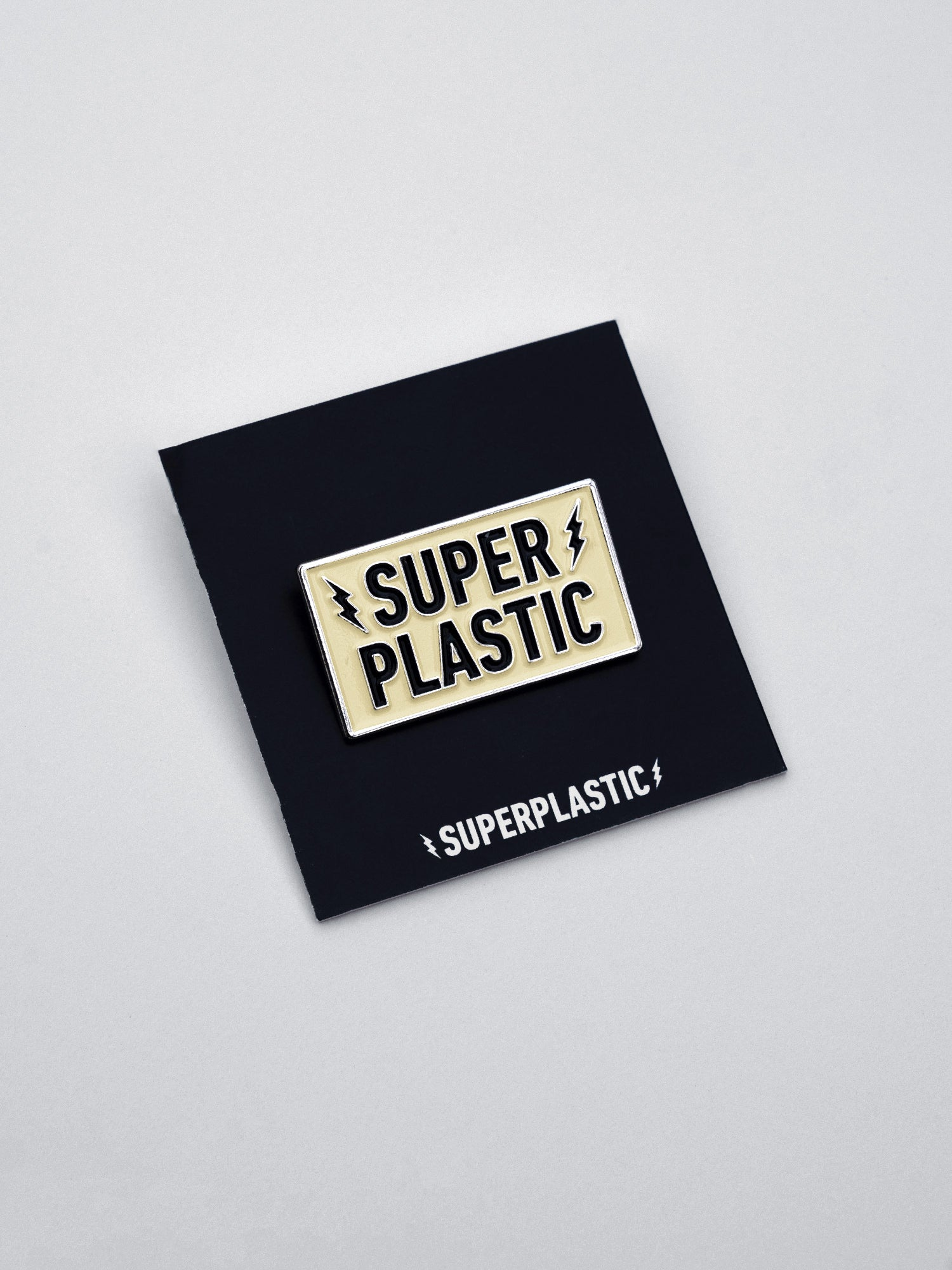 Superplastic Logo Pin [SHIPS MAY 2020]