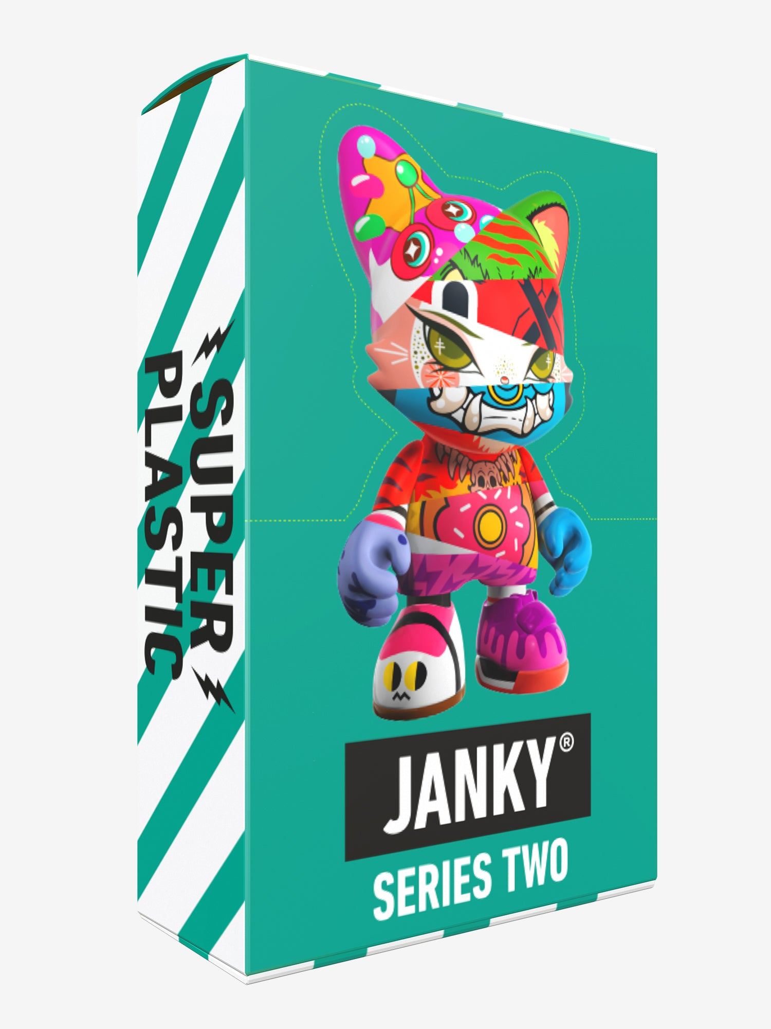 Janky Series Two [SHIPS MAY 2020]