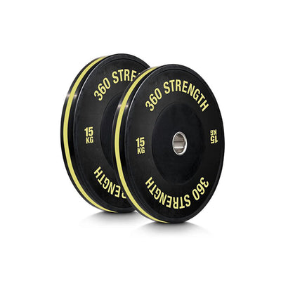 170kg PRO HG Bumper and Bar Package