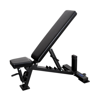 1RM Commercial Flat Incline Adjustable Bench 1RM-CFI