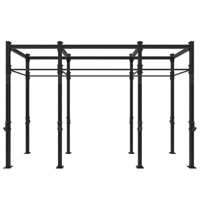 1RM Double Free Standing Rig -Braced