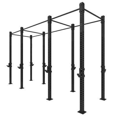 1RM Double Free Standing Rig