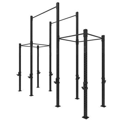1RM Double Free Standing Rig with High Bridge
