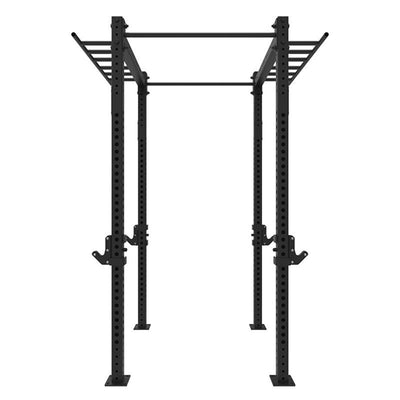 1RM Single Free Standing Rig with Multi-grip Chins