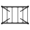 1RM Single Free Standing Rig Wide with Monkey Bars