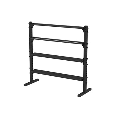 1RM Tall Double Storage Rack - Pack 2