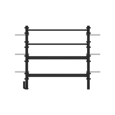 1RM Tall Double Storage Rack - Pack 4
