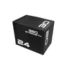 360 Strength Foam Plyometric Box (Black)