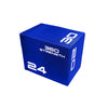 360 Strength Foam Plyometric Box (Blue)