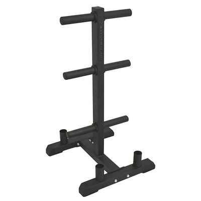 360 Strength OLYMPIC Weight Tree with Barbell Holder 360S-OWT