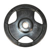 20kg Olympic Rubber Coated Weight Plate (Single)