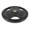 PRE-ORDER – Expected Early November | 20kg Olympic Rubber Coated Weight Plate (Single)