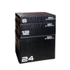 360 Strength 3 Piece Foam Plyometric Box Set