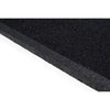 15mm Classic Rubber Gym Flooring Black