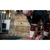 Harbinger Red Line Knee Wraps - 78 inch