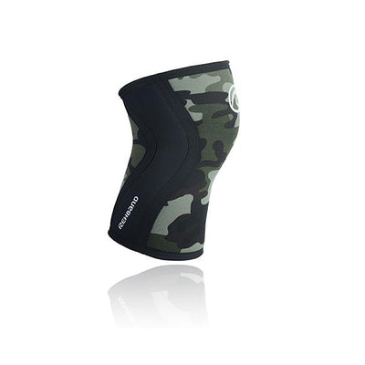 Rehband Rx Knee Support 5mm - Camo (Single)