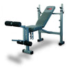 Bodyworx Bench Press with Leg Developer C340STB