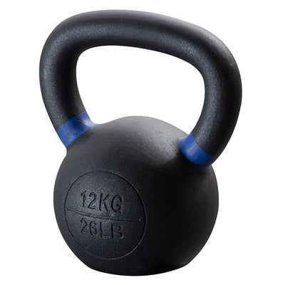 PRE-ORDER – Expected Late October | Classic Cast Iron Kettlebell 12kg (26lb)