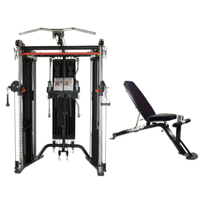 Inspire FT2 Functional Trainer & Bench Package
