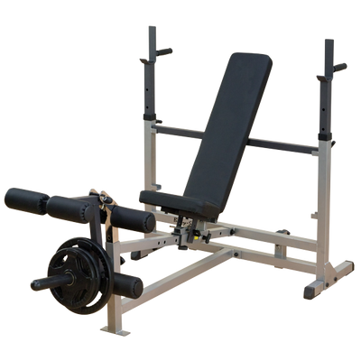 Body Solid Commercial PowerCenter Combo Bench GDIB46L