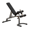 Body Solid Flat Incline Decline Bench GFID31