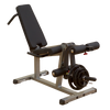 Body Solid Commercial Seated Leg Ext / Leg Curl Machine GLCE365