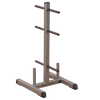 Body Solid Standard Weight Tree with Barbell Holder GSWT