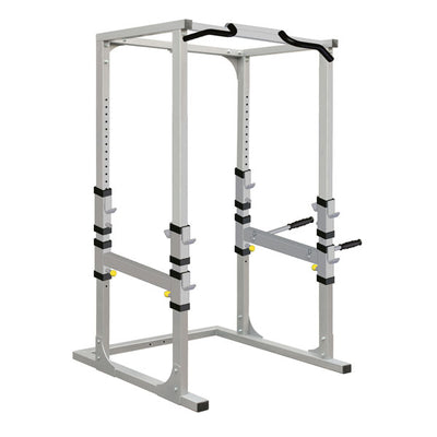Impulse Light Commercial Power Rack and FID Bench