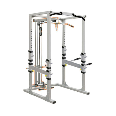 Power Rack Lat FID bench PRO Bumpers Barbell Flooring Pack
