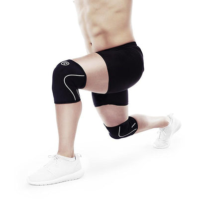 Rehband Rx Knee Support 7mm - Black (Single)