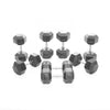 PRE-ORDER – Expected Early August | 22.5-30kg Rubber Hex Dumbbell Set