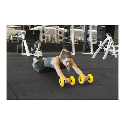 SKLZ Core Wheels Abdominal Exerciser