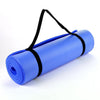 Yoga Mat, 15mm, BLUE