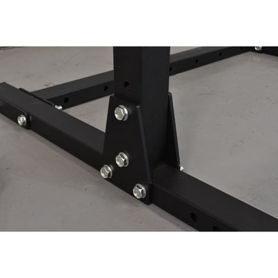 Australian Made Commercial Squat Rack - 2.2m