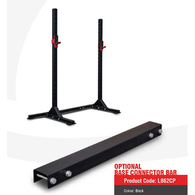 Bodyworx Independent Squat Stands L862SS