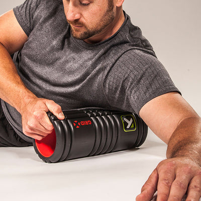 Trigger Point GRID X Foam Roller (Extra Firm)
