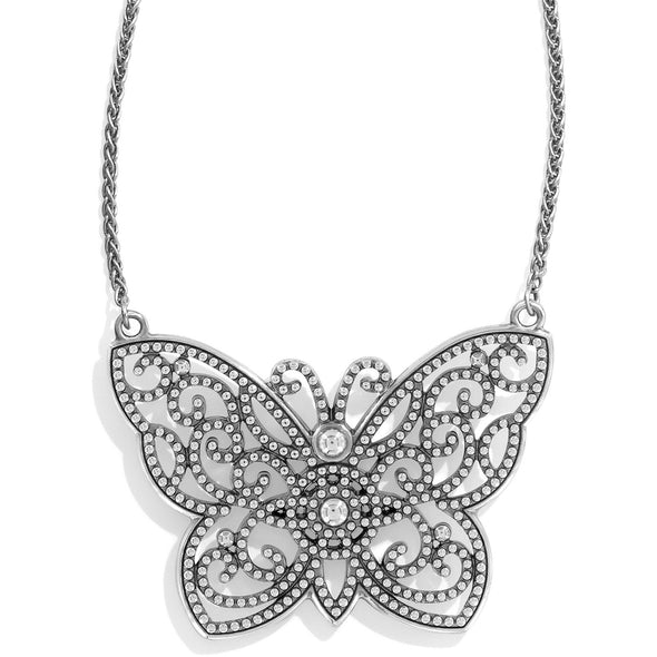 Illumina Butterfly Necklace