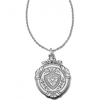 Medaille Medallion Necklace