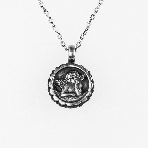 Mariana Guardian Angel November Birthstone (G22)