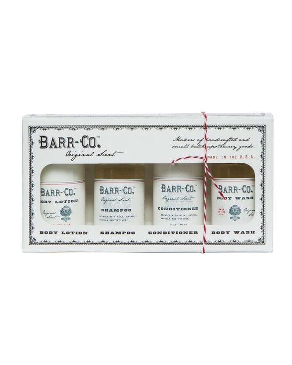 Barr-Co Pampering Set Original Scent