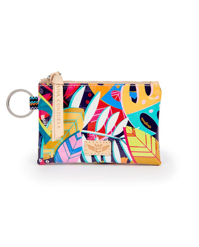 Consuela Maya Tropical Teeny Pouch