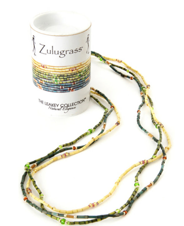 J. Parkes Ltd., Zulugrass Bracelet Set for Nature Lovers, [product, type], J. Parkes Ltd.