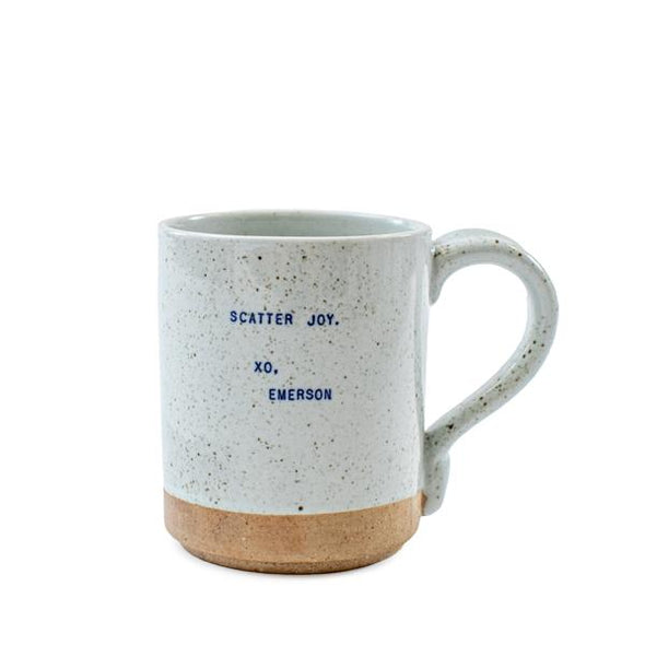 Coffee Mug XO, Emerson