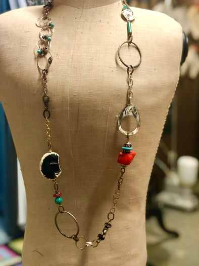 J Parkes Mixed Media Art Necklace (39)