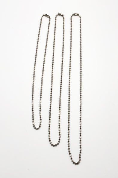 J. Parkes Ltd., Small Ball Chain, [product, type], J. Parkes Ltd.