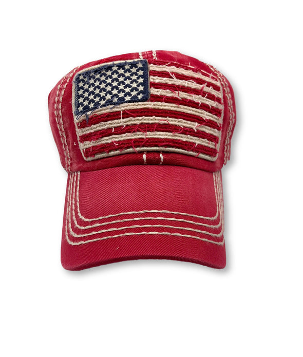 J. Parkes Ltd., Flag Ball Cap, [product_variant], J. Parkes Ltd.,